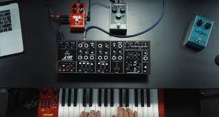 Behringer Cat: клон редкого аналогового синтезатора <b>Octave</b> The ...