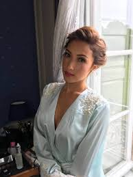 celebrity makeup artist robbie piñera breaks down sos wedding day look with an easy how to so that you too can look your most beautiful on your big day