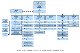 Agile Project Organization Chart