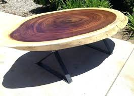 stump coffee table how to make a coffee table from a tree stump coffee table out