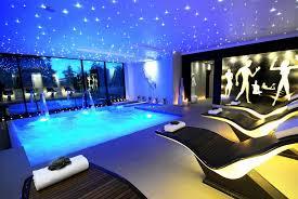 Luxurious Indoor Pools
