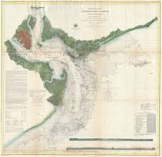 Charleston Nautical Chart Preliminary Chart Of Charleston Harbor And Its Approaches
