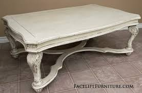 distressed white table. White Distressed Coffee Table Furniture Favourites With Regard To Remodel 13