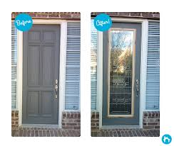24 x 82 door glass inserts for