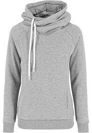 <b>Urban Classics</b> Pullover Raglan High Neck Hoody - suéter Mujer ...