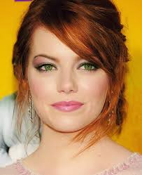 ginger hair and green eyes gingers red hair makeup red hair green eyes emma stone makeup