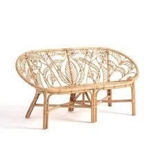 rattan garden chairs rattan garden bench
