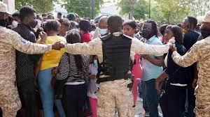 Haiti's interim prime minister says ...