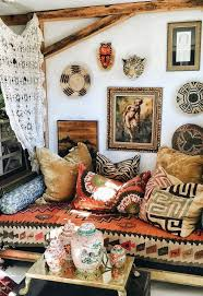 images boho living hippie boho room. boho decor bliss bright gypsy color u0026 hippie bohemian mixed pattern home decorating ideas plethora of pillows images living room g
