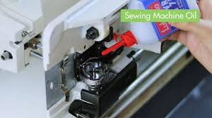 How To Lubricate Sewing Machine