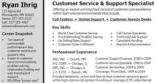 resume template  free customer service resume templates sample        resume template  templates of costumer service resume for free with career snapshot with professional experience