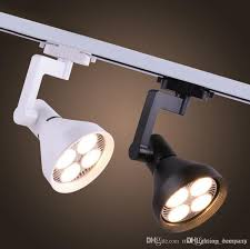 track lighting philippines new 35w led track light super bright two wire cob track spot lighting