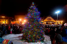 Marquette Christmas Lights Holiday Spirit The Marquette Way Lake Superior Magazine