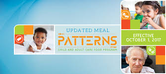 Cacfp Meal Pattern Simple CACFP Meal Patterns