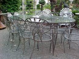 salterini wrought iron furniture. salterini wrought iron furniture