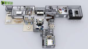 3d floor plans create design ideas rendering modern house home plan image picture 2018