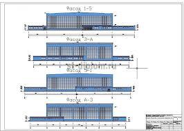 Обоснование реализации проекта по строительству аквапарка диплом  1 фасад