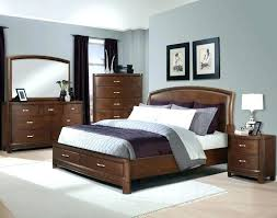what colors go with cherry wood bedroom furniture modest dark brown best color paint for f