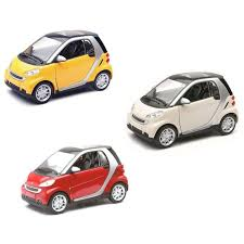 new-ray smart 1/24 fortwo 71033 0093577710335