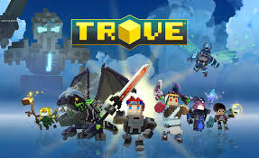 Image result for trove logo