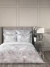 <b>Комплект</b> постельного белья <b>Togas Перла</b>, серый, 2-спальный ...