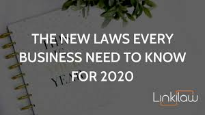 new laws every business need to know
