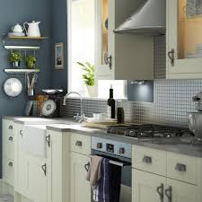 White Kitchen What Colour Tiles Winda Furniture