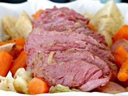 how to cook instant pot corned beef and