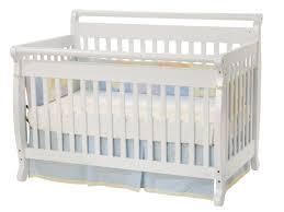 davinci emily  in  convertible baby crib in white w toddler