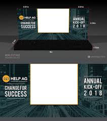 Company Backdrop Design Entry 55 By Mzbhagwanee For Design A Stage Backdrop For