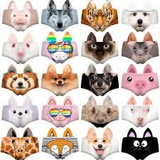 Real Animal Funny <b>Cat</b> Interesting <b>Dog</b> Hot Female Lingerie Thongs ...