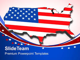 America Powerpoint Template The Highest Quality Powerpoint