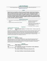 57 New School Principal Resume Samples Architecture Resume Format