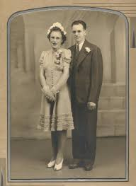Griffiths, Cyril and Blenkin, Lillian Ethel May - Family History 2
