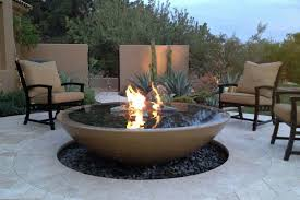 concrete fire pits beautiful precast pit bowl arthur pertaining to 8