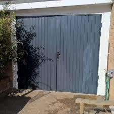 garage door southmoor after