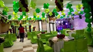 Jungle Decoration Jungle Theme Birthday Party Balloon Decoration In Patialatheme