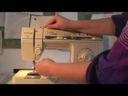 Youtube How To Thread A Singer Sewing Machine