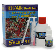 Carbonate Hardness Alkalinity Kh Alk Test Kit Salifert