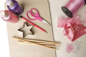 princess crafts make your own wand