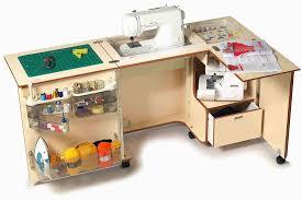 Horn Sewing Machine Cabinet The Nova