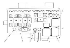 97 honda accord fuse box diagram image details 2005 honda accord fuse box diagram