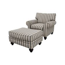 Furniture Marvelous Oversized Chairs Oversized Chair Ottoman