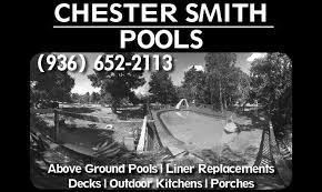 Chester Smith Pools | Pool Supplies Services | dailysentinel.com