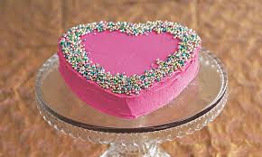 How To Mothers Day Heart Cake Party Pieces Blog Inspiration