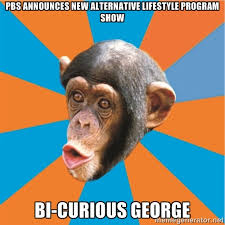 pbs announces new alternative lifestyle program show Bi-Curious ... via Relatably.com