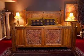 rustic style bedroom furniture rustic. Bedroom Furniture In Southwestern Style Built New Mexico Rustic Tuscan Bed O