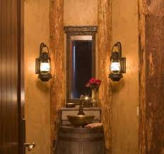 Lanterns Rustic Bathroom Vanity Lighting Rustic Bathroom Vanity - Bathroom lighting pinterest