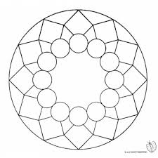 Mandala Da Colorare Online Fredrotgans