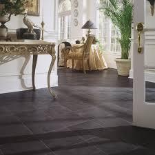 black slate laminate floor traditional